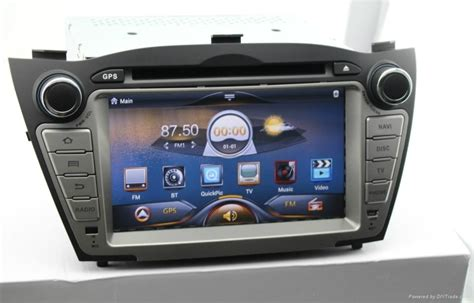 full android  os system  hyundai ix car dvd player