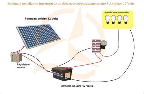 eclairage exterieur solaire avec interrupteur interrupteur ou d 233 tecteur cr 233 pusculaire solaire 3 232 res 12 volts