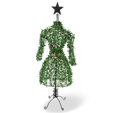 the haute couture christmas tree hammacher schlemmer