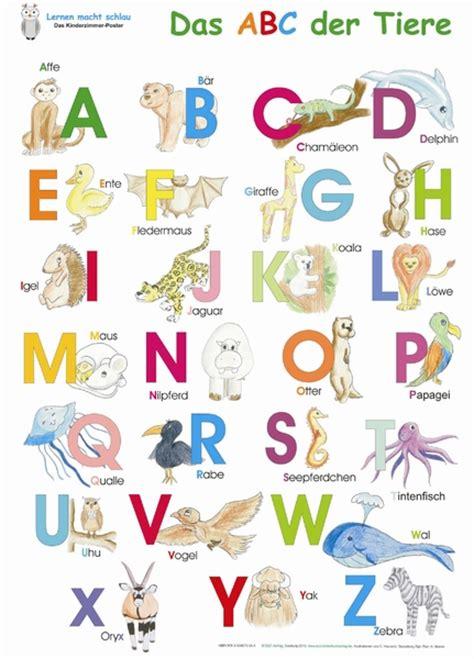 Bild Als Poster by Verschiedene Abc Poster Im Kinderpostershop