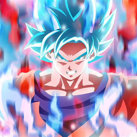 wallpaper goku dragon ball super  anime
