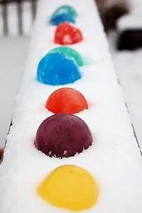 Indoor Aktivitäten Kinder : eiskugeln gef rbtes wasser in luftballons gefrieren weihnachten ~ Eleganceandgraceweddings.com Haus und Dekorationen