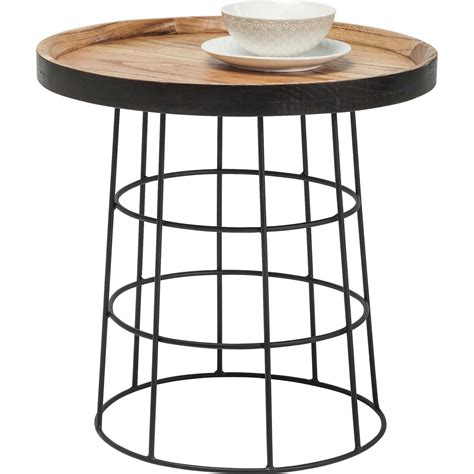 table d appoint table d appoint country 53 cm kare design