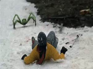 Oh holy balls, Ice Spiders. : gifs