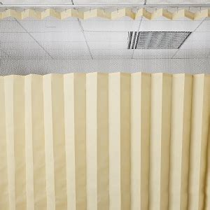 disposable traditional cubicle curtains medline