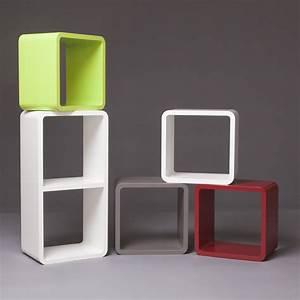 Cube De Rangement Mural : etagere bibliotheque castorama maison design ~ Dailycaller-alerts.com Idées de Décoration