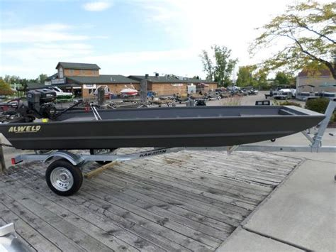 Used Flat Bottom Boats For Sale In Arkansas by Used Alweld Jon Boats For Sale Boats