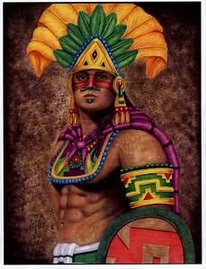 Aztec power - Rupert Hambly