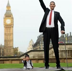 Der Größte Mensch Der Welt 2016 : rekordhalter gr ter mann trifft erstmals kleinsten mann der welt welt ~ Markanthonyermac.com Haus und Dekorationen