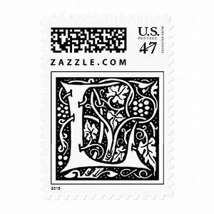 capital letter l postage stamps zazzle With letter l stamp
