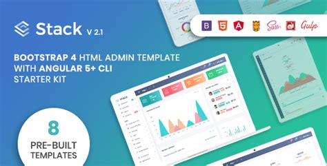 html starter template html5 css3 bootstrap admin templates in 2018