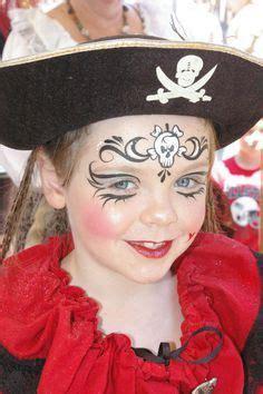 die besten  pirat schminken ideen auf pinterest pirat