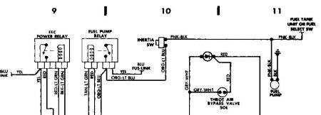 Fuel Pump Circuit Have Code Reader Says