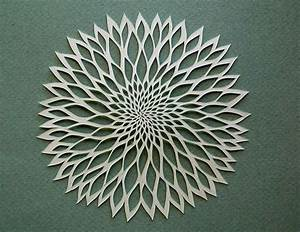 awesome paper cut organic shapes xcitefun net