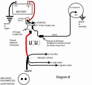 Mad Alternator Wiring Diagram