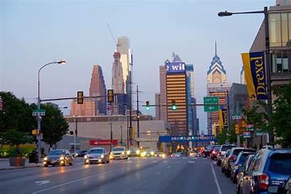 Philadelphia Health Drexel Skyline Future Urban Cities