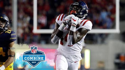 dk metcalf proves hes  athletic freak  combine
