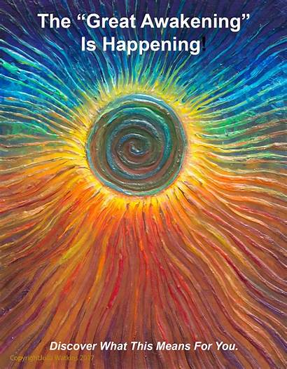 Awakening Spiritual Energy Signs Artist Eclipse Happening