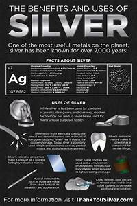 The Benefits And Uses Of Silver  U2013 Thank You Silver