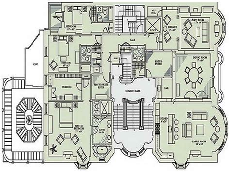 victorian mansion floor plans authentic victorian house
