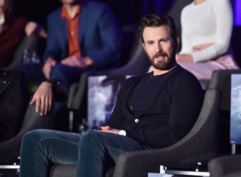 Chris Evans Accidental Instagram Post Shows Intriguing ...