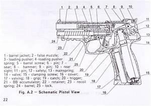 Hand Gun Schematics