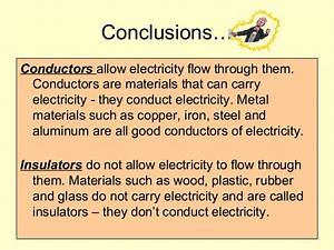 what are conductors and insulators With wedding rings that don t conduct electricity