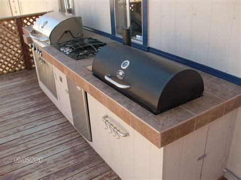outdoor kitchen designs with smoker outdoor kitchen with smoker designs outdoor kitchen 7238