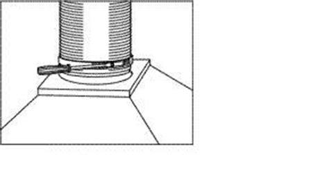 Motorloze Afzuigkap Aansluiten Op Mechanische Ventilatie by Terugslagklep Afzuigkap Waar Plaatsen Keukentafel Afmetingen