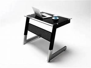 Schreibtisch Glas Schwarz : glas schreibtisch metall g nstig kaufen bei yatego ~ Whattoseeinmadrid.com Haus und Dekorationen