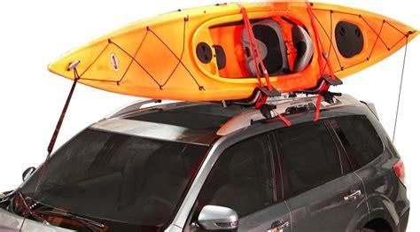 roof kayak rack racks kayaks mount foam rollers rails systems multiple transporting using