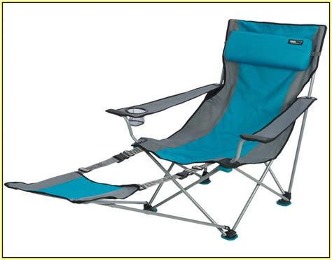 Lawn Chair With Canopy And Footrest by Cing Chair With Canopy Home Design Ideas