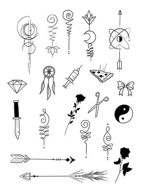 #small #tattoo #kistetoválás #tetoválás #symbol #unalome #diamond #sc… | Tattoo Inspiration