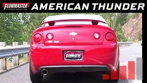 Flowmaster American Thunder Stainless Steel Exhaust System