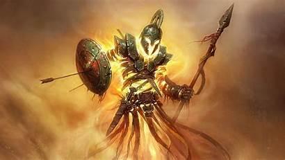 Knight Background Templar Wallpapers Fantasy 1080 Medieval