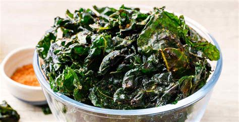 kale fryer chips air spicy substitute
