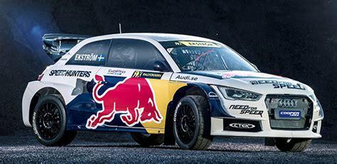 audi s1 makes rallycross debut racecar engineering