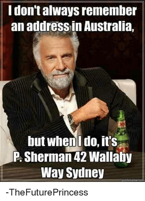Sydney Meme - 25 best memes about sherman sherman memes