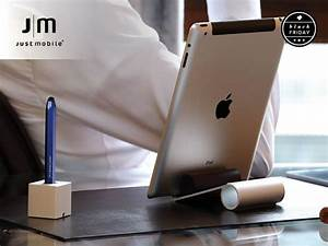 The Beautiful Slide Stand + The AluPen Stylus for iPad ...