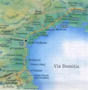 Via Domitia by La Via Domitia D 233 Partement H 233 Rault