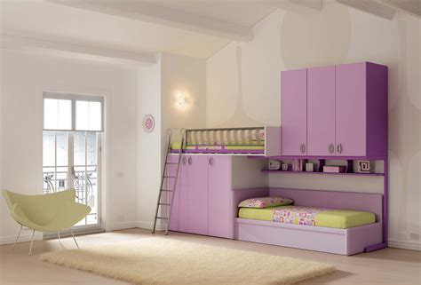chambre fille avec lit superpos chambre lit superpos lit enfant superpos bois blanc et