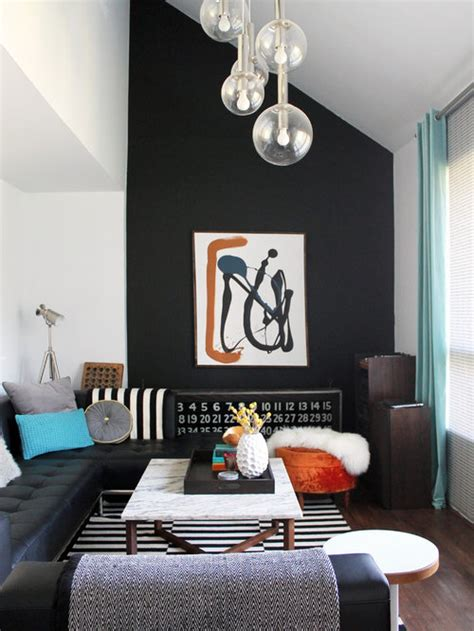 black  teal home design ideas pictures remodel  decor