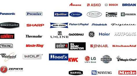 Brands Of Home Appliances Brands Los Angeles Appliance