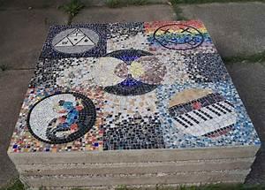 Mosaik Basteln Mit Kindern : mosaik mit kindern und jugendlichen cosmomusivo ~ Lizthompson.info Haus und Dekorationen