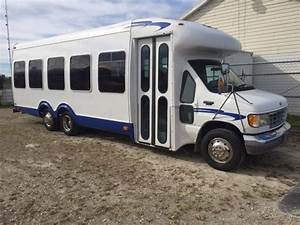 Ford E 350 Shuttle Bus Cars For Sale