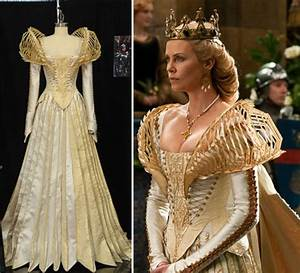 Snow White And The Huntsman: Costume Designs of the Evil ...