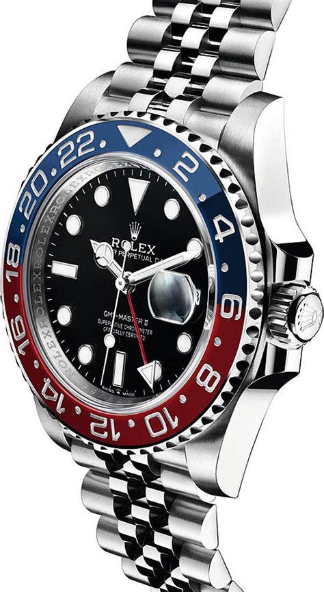 Authentic New Rolex GMT-Master II 'Pepsi' Model Number ...