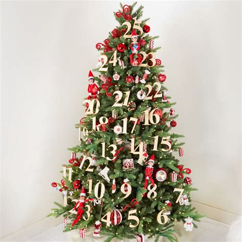 elf   shelf christmas tree martha stewart