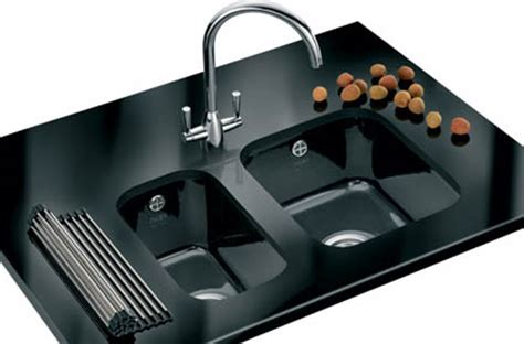 new black white ceramic undermount sinks available at