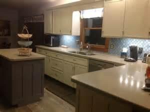 adhesive kitchen backsplash hometalk arabesque blue tile backsplash using an adhesive mat